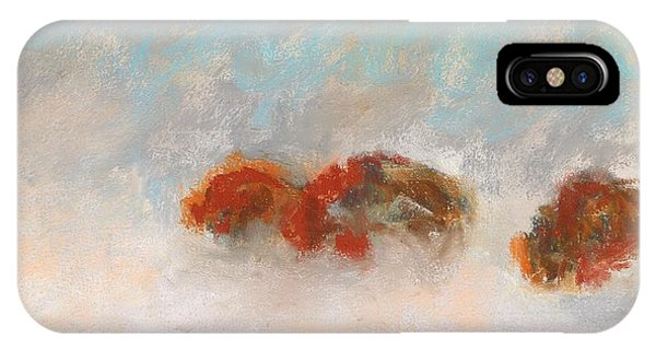Early Morning Herd IPhone Case