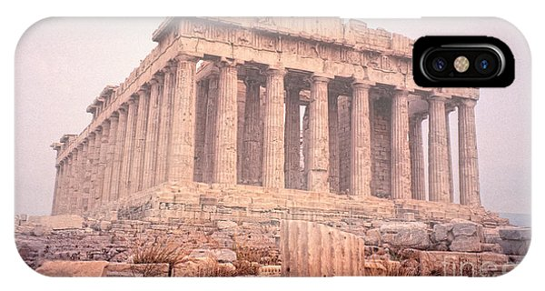 Early Morning Parthenon IPhone Case
