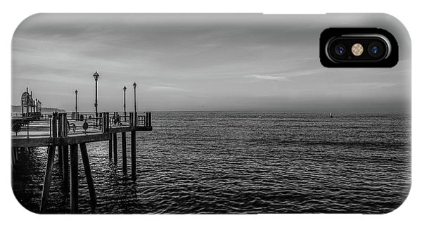 IPhone Case featuring the photograph Early Morning Redondo By Mike-hope by Michael Hope