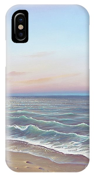 Early Morning Waves IPhone Case