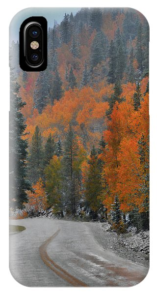 Early Snow IPhone Case