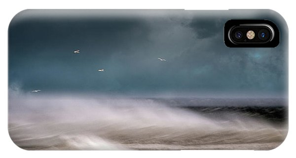 Early Spring At Nauset Beach IPhone Case