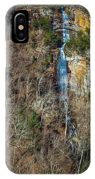 Early  Spring Waterfall  IPhone Case