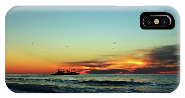 Early Start  IPhone Case