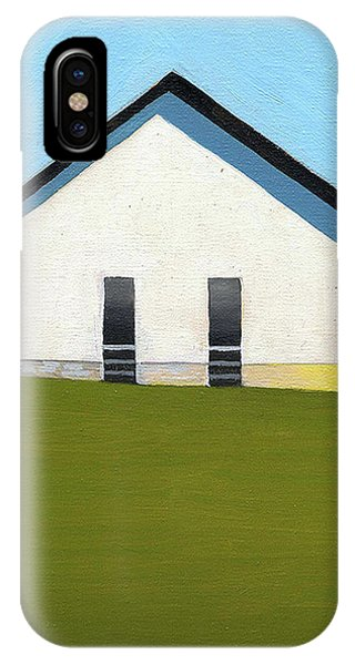 Earlysville Baptist Church IPhone Case