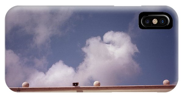 Earth Calling Sky  IPhone Case
