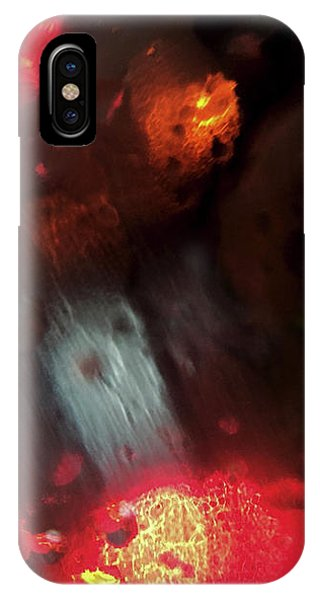 Earth Intruders IPhone Case