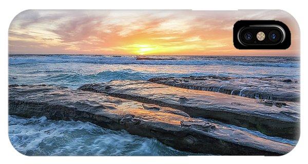 Earth, Sea, Sky IPhone Case