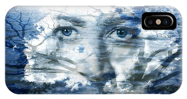 IPhone Case featuring the photograph Earth Wind Water by Christopher Beikmann