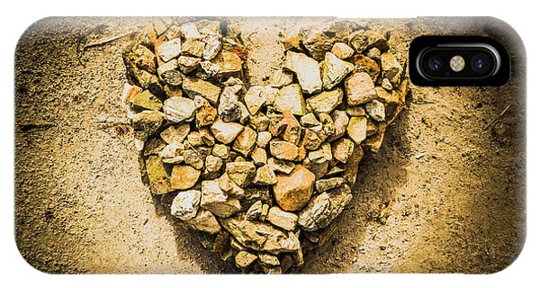 Stone Wall iPhone Case - Earthly Togetherness by Jorgo Photography - Wall Art Gallery