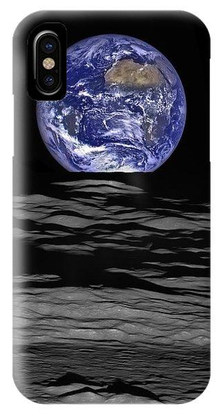 Earthrise IPhone Case