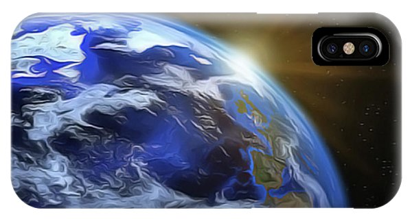 Earthview IPhone Case