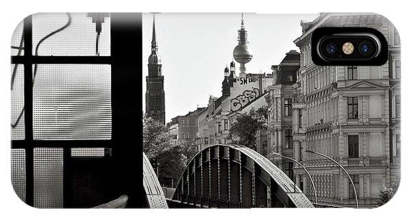 East Berlin Sound  IPhone Case