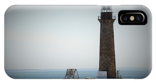 East Coast Lighthouse IPhone Case