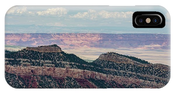 IPhone Case featuring the photograph East Kaibab Monocline by Gaelyn Olmsted