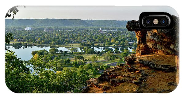East Lake Winona IPhone Case