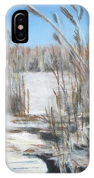 East Point Beach IPhone Case