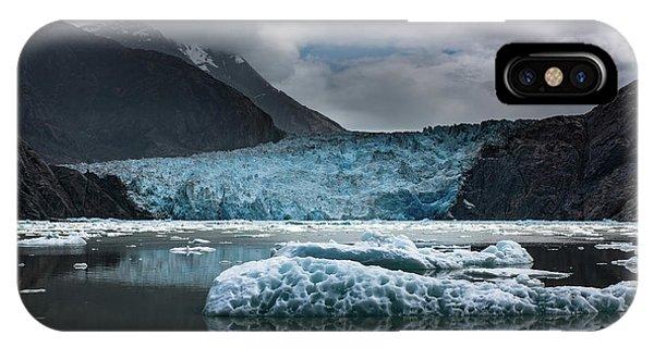 East Sawyer Glacier IPhone Case