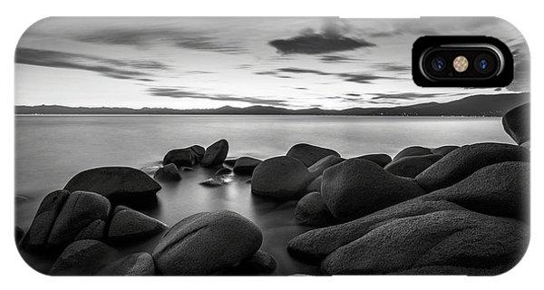 East Shore Serenity - Lake Tahoe IPhone Case