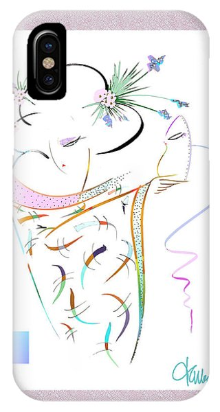 East Wind - Masquerade IPhone Case