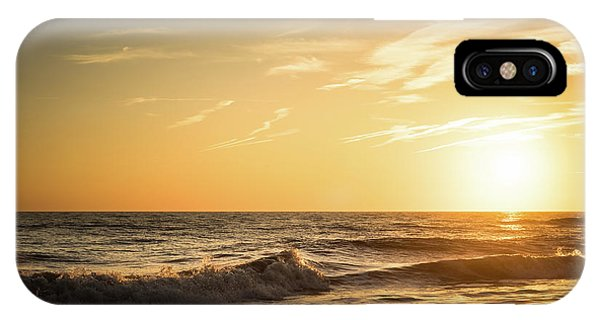 North Carolina iPhone Case - Eastcoast Sunset by Ivo Kerssemakers