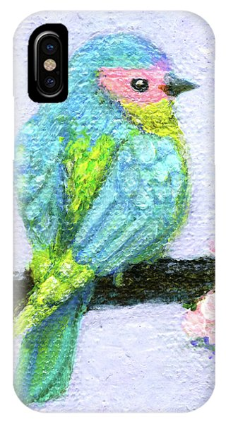 iPhone Case - Easter Bird by Kato D