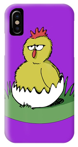 Easter Chicken IPhone Case