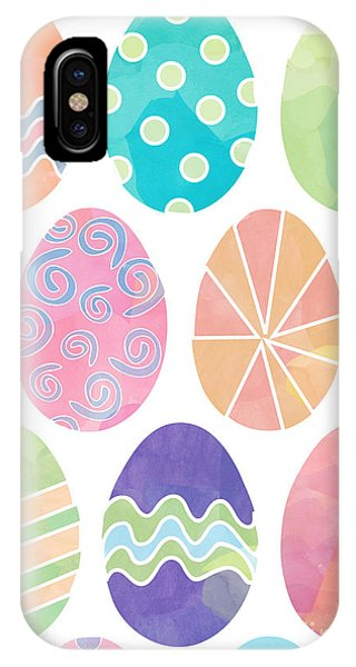 Easter Eggs 1 IPhone Case
