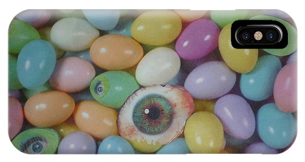 Easter Eyes IPhone Case