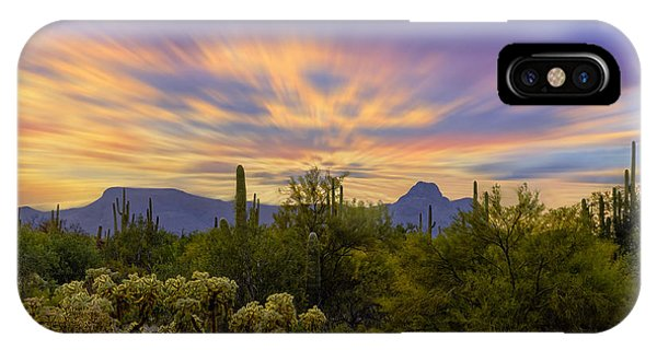Easter Sunset H18 IPhone Case