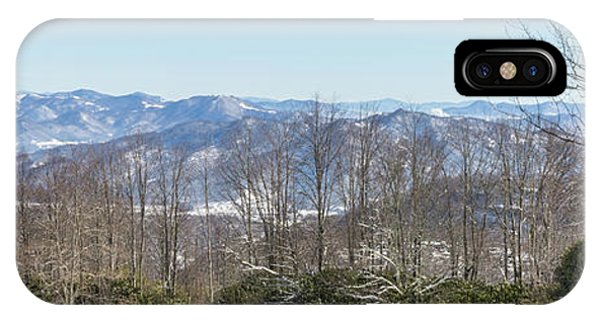 Easterly Winter View IPhone Case