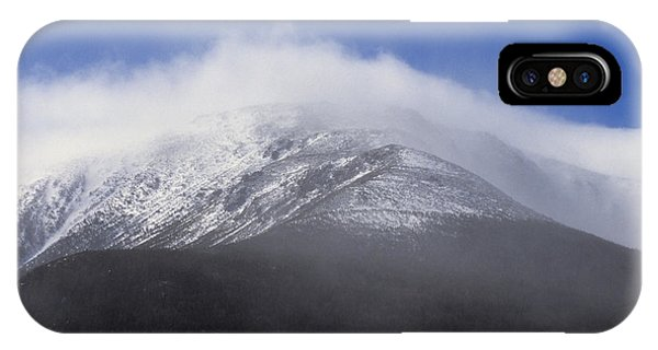 Eastern Slopes Of Mount Washington New Hampshire Usa IPhone Case