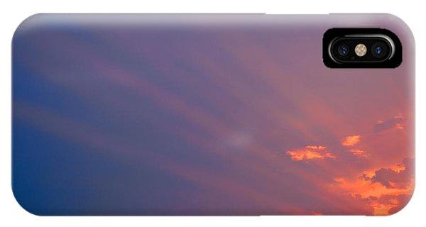 Eastern Sunrise IPhone Case