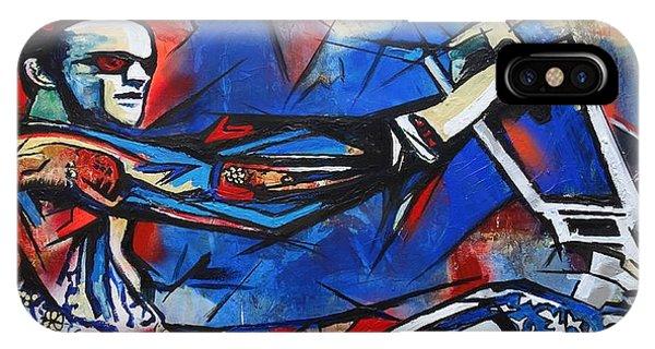 Easy Rider Captain America IPhone Case