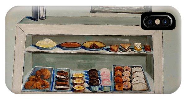 Eat More Pie IPhone Case