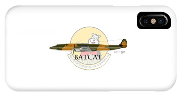 Ec-121r Batcat 553 IPhone Case