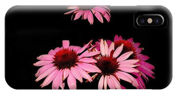 Echinacea Pop IPhone Case