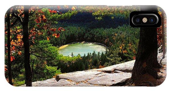 Echo Lake, New Hampshire IPhone Case