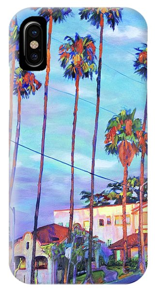 Echo Park Sentinels IPhone Case