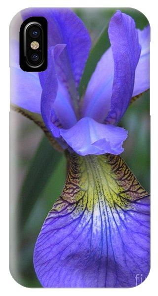 Ec Iris IPhone Case