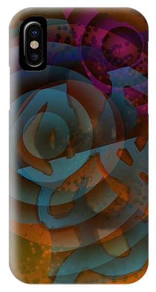 Eclectic Soul Zone IPhone Case