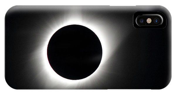 Eclipse Of The Sun IPhone Case