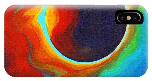 Eclipse IPhone Case