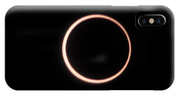 Eclipse2 2012 IPhone Case