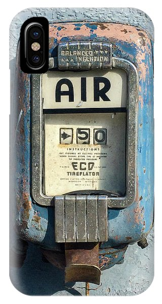 Eco Tireflator IPhone Case