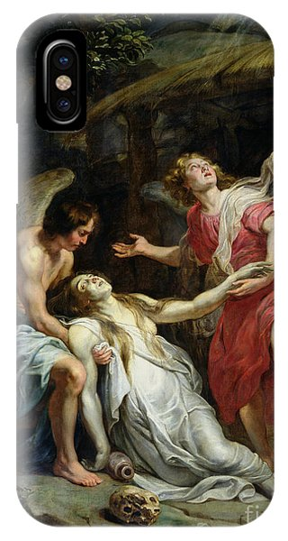 Ecstasy Of Mary Magdalene IPhone Case