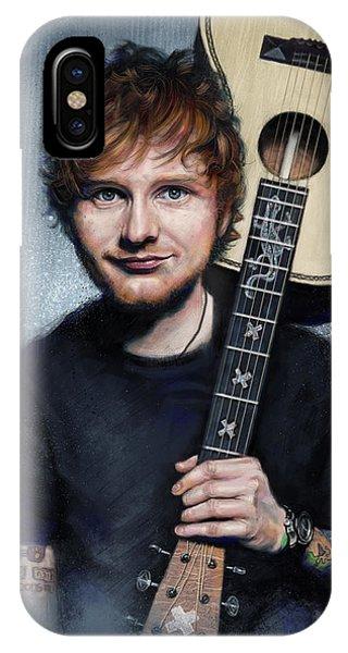 Ed Sheeran IPhone Case