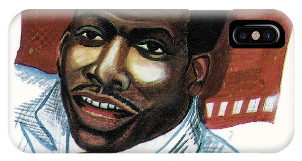 Eddy Murphy IPhone Case