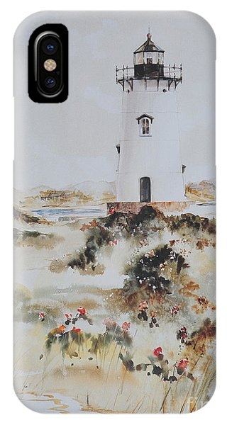 Edgartown Light Marthas Vineyard IPhone Case