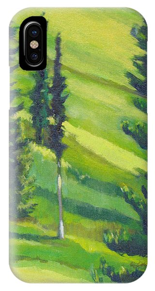 Edge Of The Woods IPhone Case